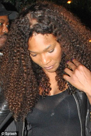 serenea williams hair loss Does Serena Williams suffer from hair loss?