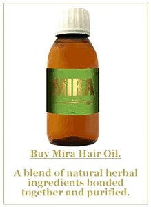 mira 219x300 Mira Hair Oil Reviews